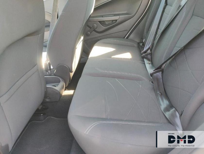 Ford Fiesta 1.5 Tdci 75ch Fap Trend 5p - Visuel #10