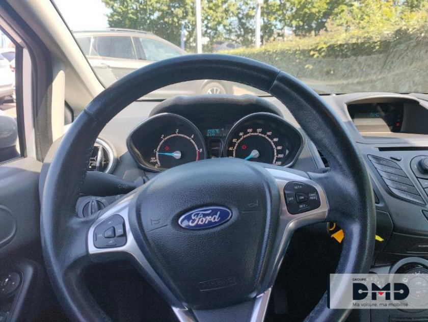 Ford Fiesta 1.5 Tdci 75ch Fap Trend 5p - Visuel #7