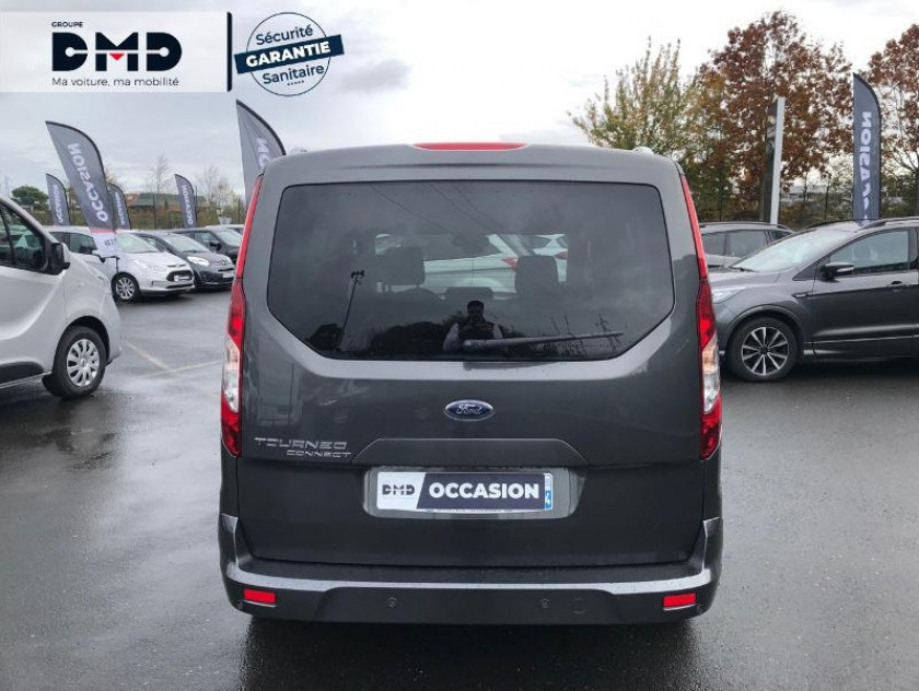 Ford Tourneo Connect 1.5 Td 120ch Stop&start Titanium Euro6 - Visuel #11