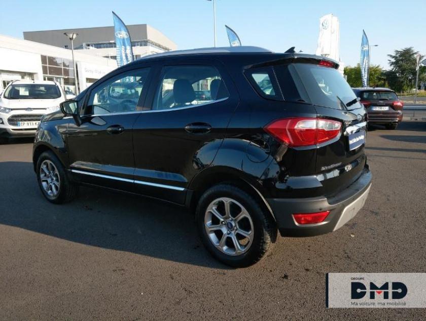 Ford Ecosport 1.0 Ecoboost 100ch Titanium Euro6.2 - Visuel #3