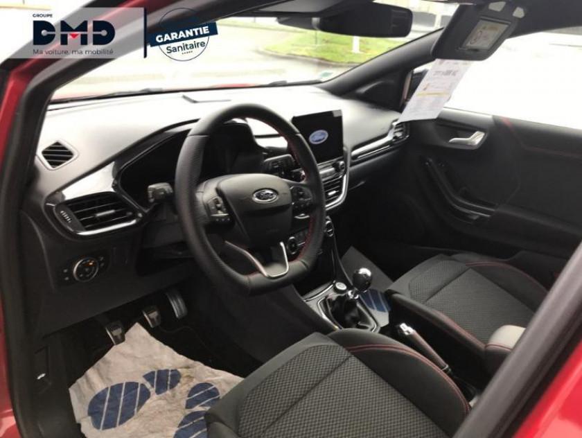 Ford Puma 1.0 Ecoboost 125ch Mhev St-line - Visuel #2