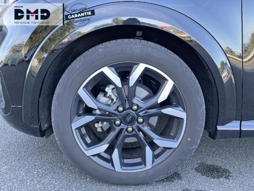 Ford Puma 1.0 Ecoboost 125ch Mhev St-line X 7cv - Visuel #13