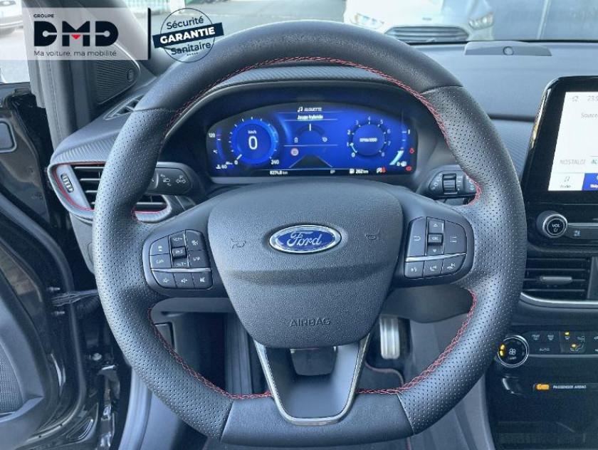 Ford Puma 1.0 Ecoboost 125ch Mhev St-line X 7cv - Visuel #7
