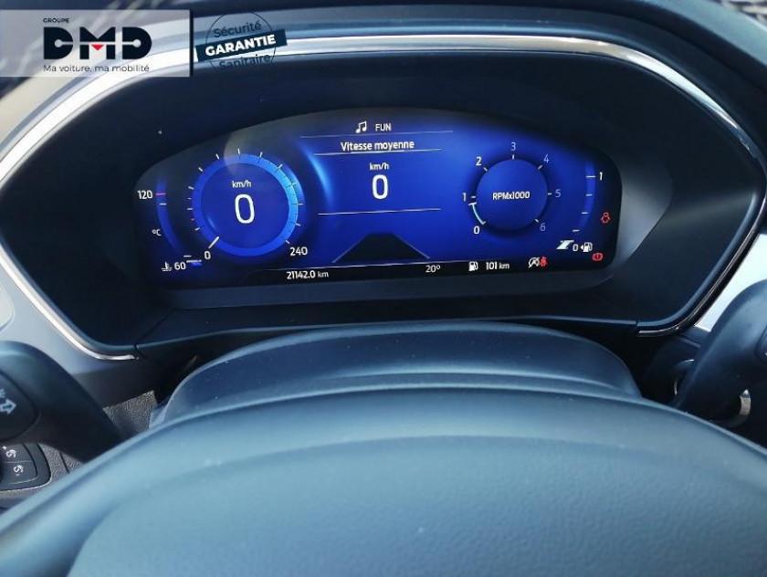 Ford Focus 1.5 Ecoblue 120ch Titanium X - Visuel #8