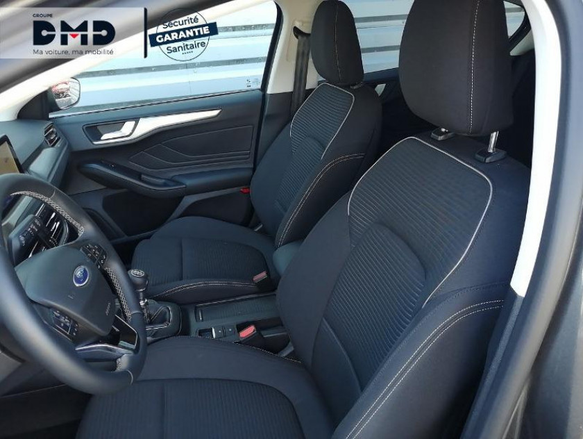 Ford Focus 1.5 Ecoblue 120ch Titanium X - Visuel #4