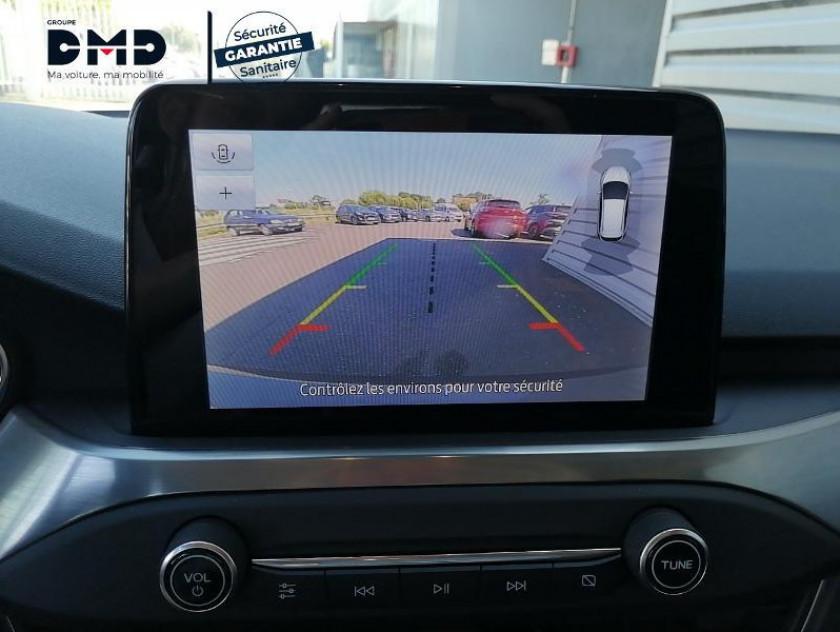 Ford Focus 1.5 Ecoblue 120ch Titanium X - Visuel #13