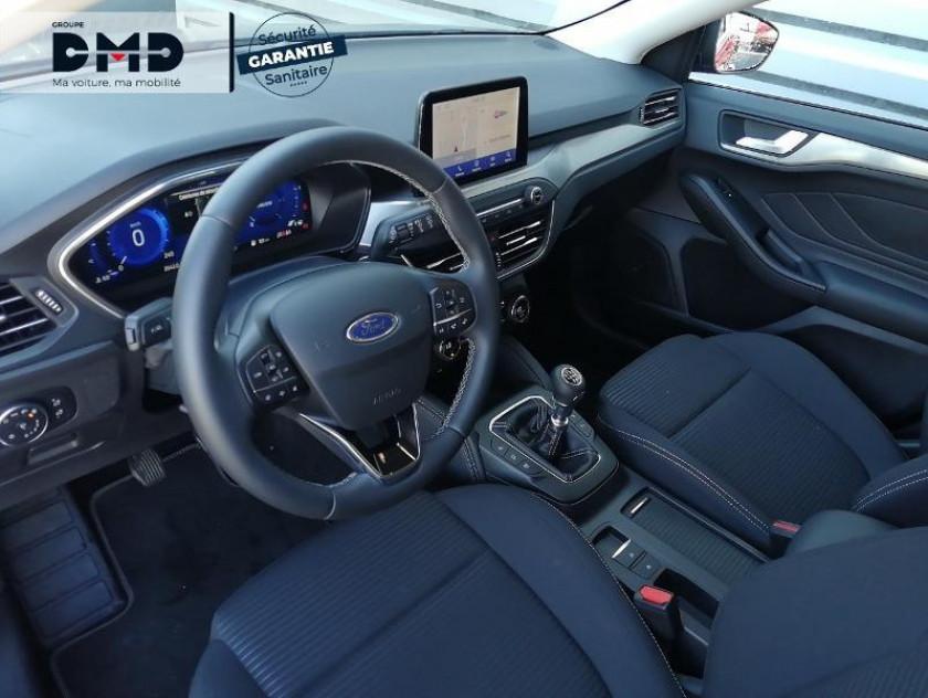 Ford Focus 1.5 Ecoblue 120ch Titanium X - Visuel #5
