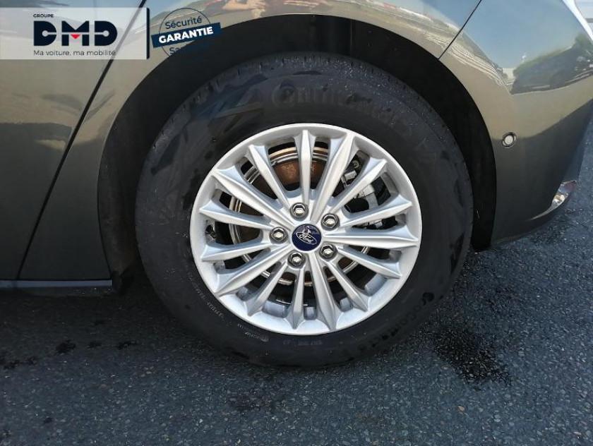 Ford Focus 1.5 Ecoblue 120ch Titanium X - Visuel #15