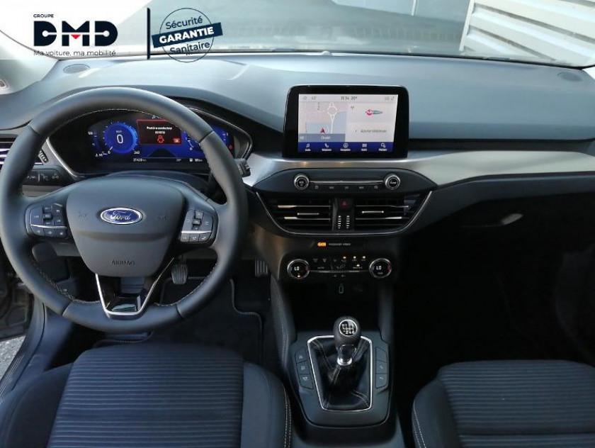 Ford Focus 1.5 Ecoblue 120ch Titanium X - Visuel #7