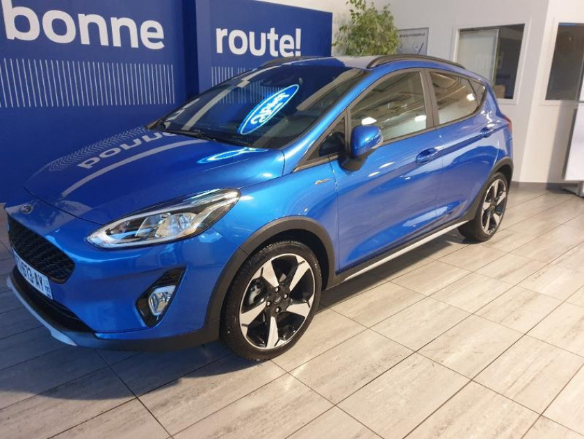 Ford Fiesta Active 1.0 Ecoboost 125ch Mhev Active X - Visuel #1