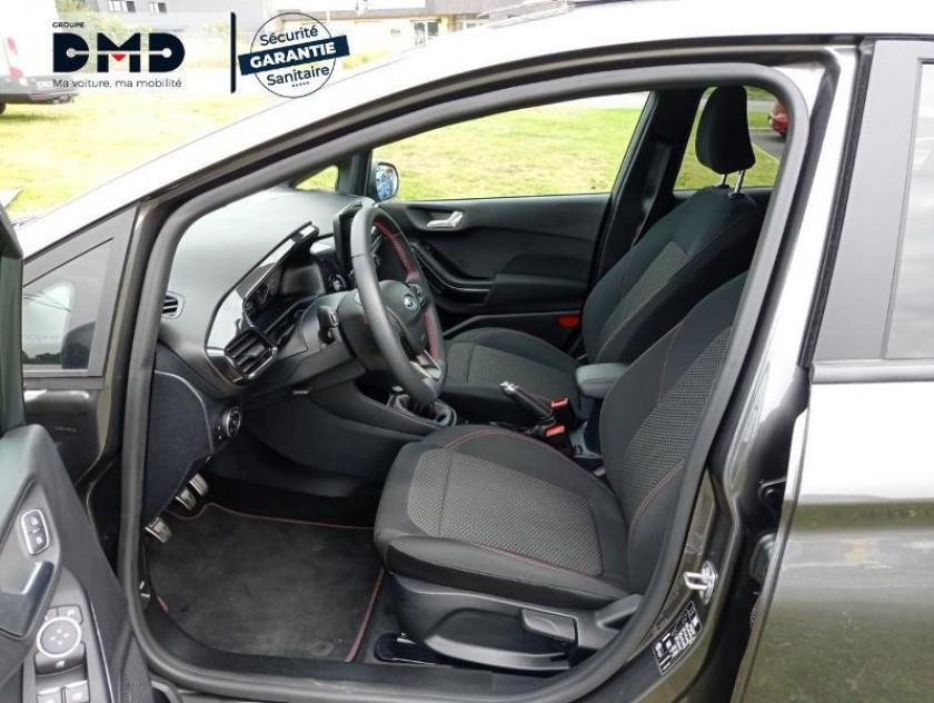 Ford Fiesta 1.0 Ecoboost 125ch Mhev St-line 5p - Visuel #9
