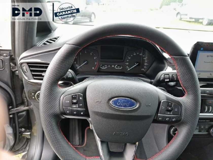 Ford Fiesta 1.0 Ecoboost 125ch Mhev St-line 5p - Visuel #7