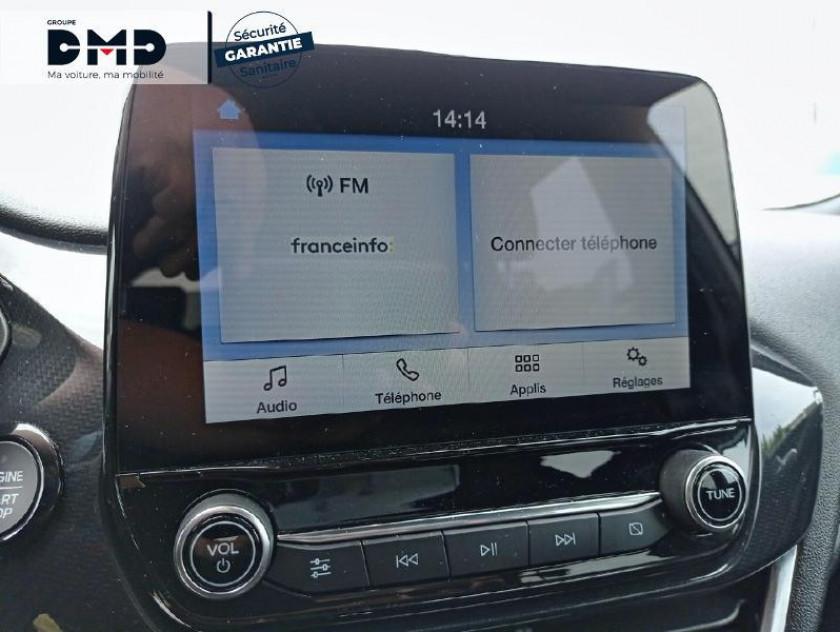 Ford Fiesta 1.0 Ecoboost 125ch Mhev St-line 5p - Visuel #6