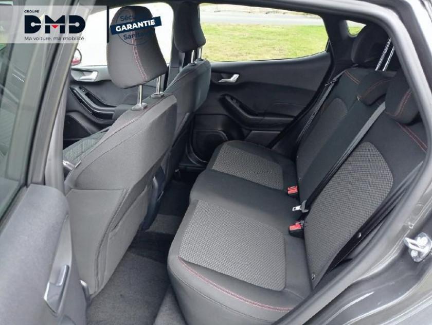 Ford Fiesta 1.0 Ecoboost 125ch Mhev St-line 5p - Visuel #10