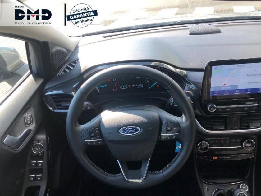 Ford Puma 1.0 Ecoboost 125ch Mhev Titanium 7cv - Visuel #7