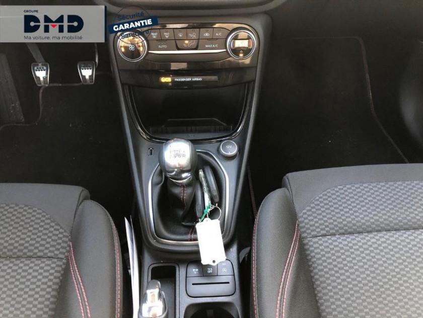 Ford Puma 1.0 Ecoboost 125ch Mhev St-line - Visuel #8