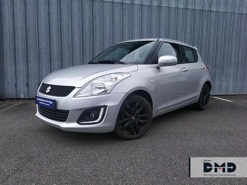 Suzuki Swift 1.2 Vvt 94ch In The City 5p - Visuel #14