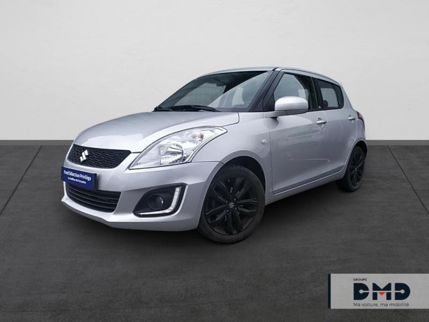 Suzuki Swift 1.2 Vvt 94ch In The City 5p - Visuel #1