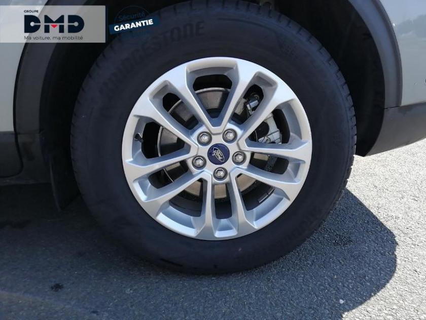 Ford Kuga 1.5 Ecoblue 120ch Titanium Bva 7cv - Visuel #14