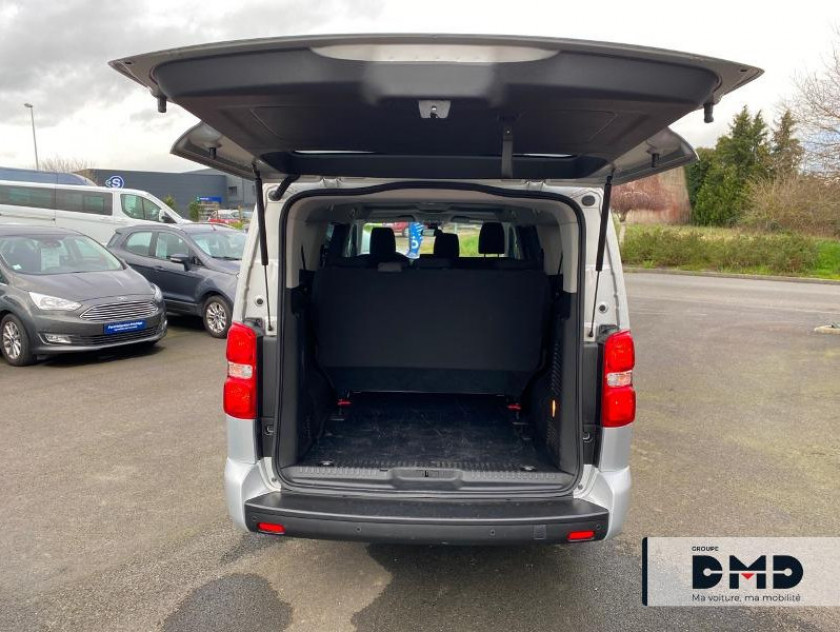 Citroen Spacetourer Xl Bluehdi 150ch Business S&s E6.d-temp - Visuel #12