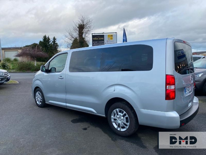 Citroen Spacetourer Xl Bluehdi 150ch Business S&s E6.d-temp - Visuel #3