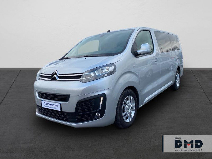 Citroen Spacetourer Xl Bluehdi 150ch Business S&s E6.d-temp - Visuel #1