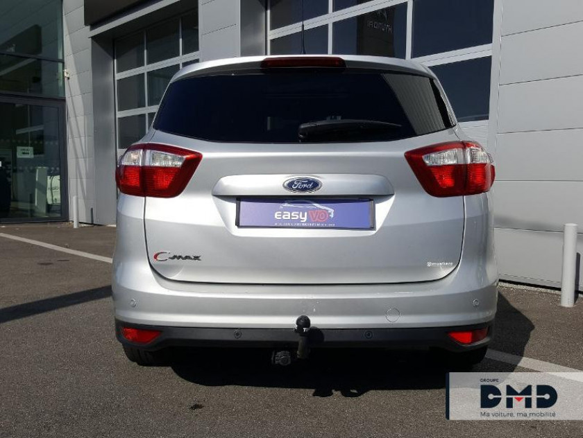 Ford C-max 1.6 Tdci 95ch Fap Titanium - Visuel #10