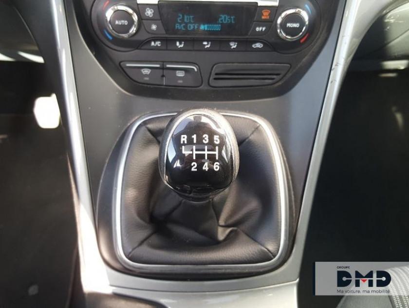 Ford C-max 1.6 Tdci 95ch Fap Titanium - Visuel #7