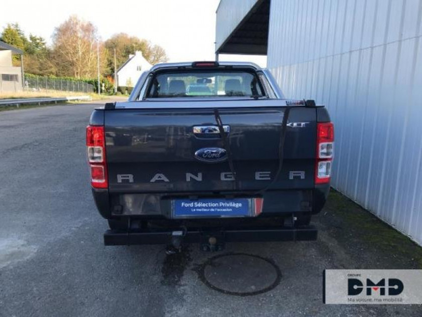 Ford Ranger 2.2 Tdci 160ch Super Cab Xlt Sport Bva - Visuel #11