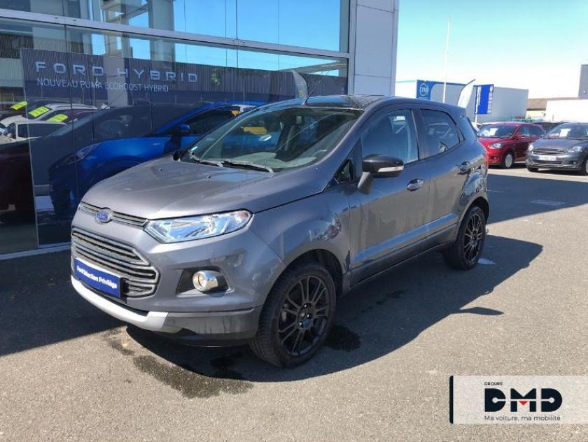 Ford Ecosport 1.0 Ecoboost 125ch Titanium S - Visuel #15