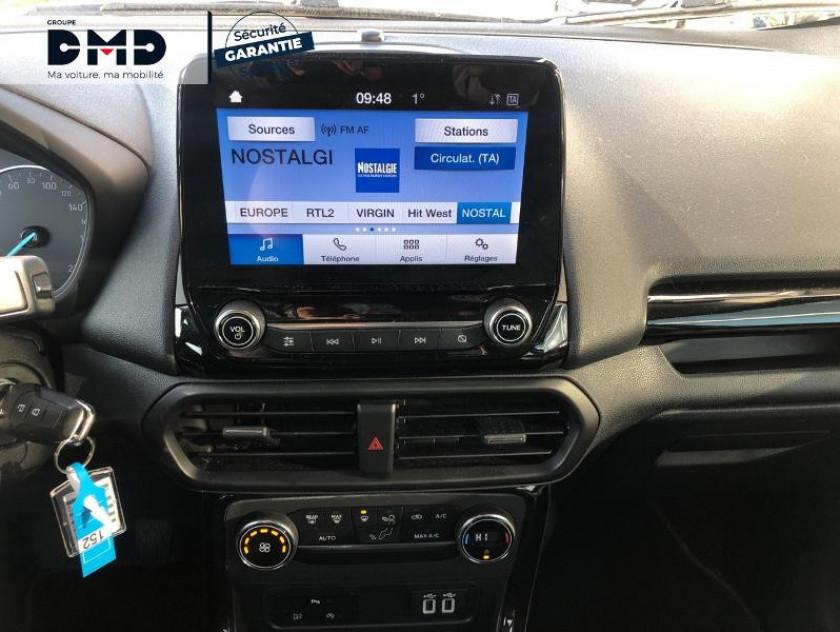 Ford Ecosport 1.5 Ecoblue 95ch Titanium - Visuel #6