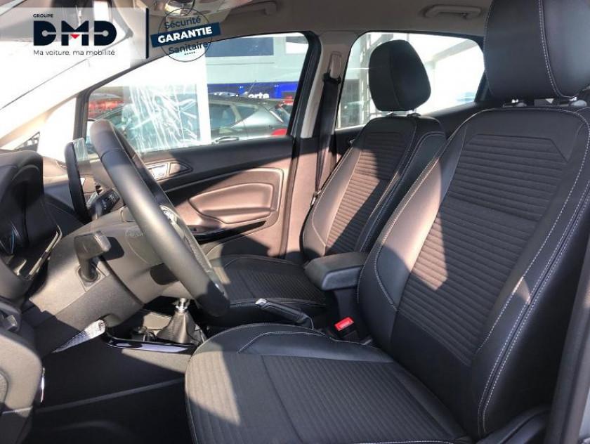 Ford Ecosport 1.5 Ecoblue 95ch Titanium - Visuel #9
