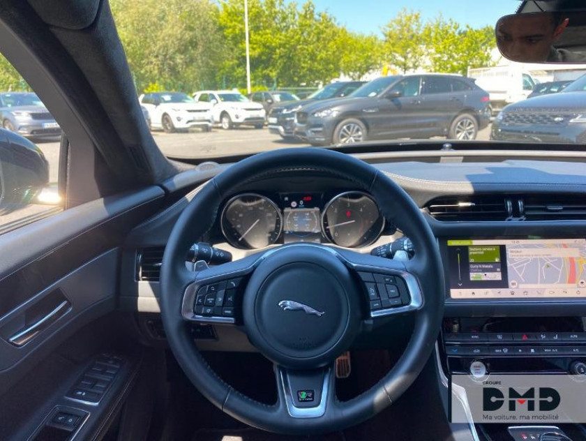 Jaguar Xf Sportbrake 2.0d 180ch R-sport Bva - Visuel #7