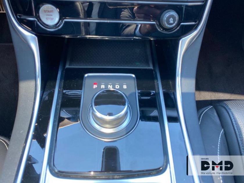 Jaguar Xf Sportbrake 2.0d 180ch R-sport Bva - Visuel #8