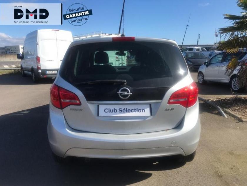 Opel Meriva 1.7 Cdti110 Fap Cosmo - Visuel #11