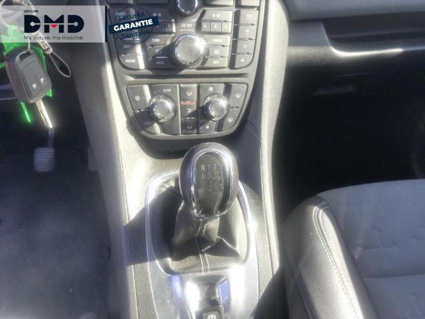 Opel Meriva 1.7 Cdti110 Fap Cosmo - Visuel #8