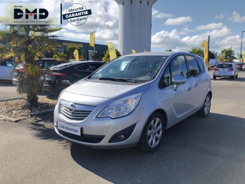 Opel Meriva 1.7 Cdti110 Fap Cosmo - Visuel #14