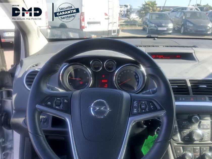 Opel Meriva 1.7 Cdti110 Fap Cosmo - Visuel #7