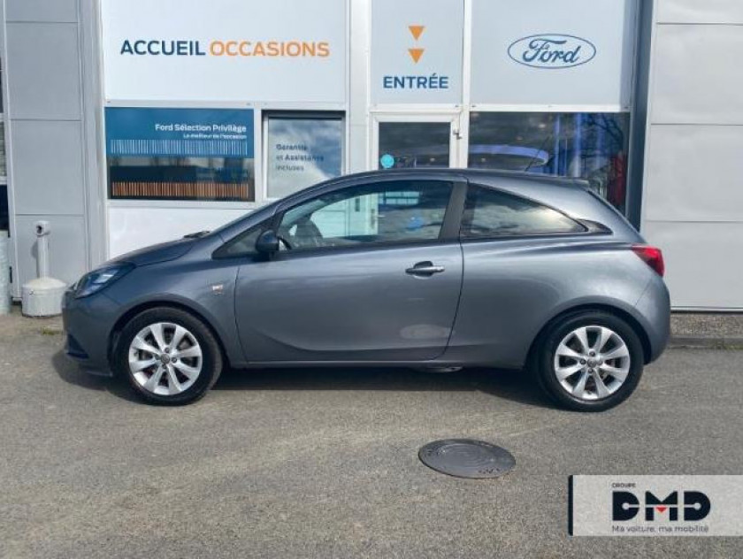 Opel Corsa 1.4 Turbo 100ch Active Start/stop 3p - Visuel #2