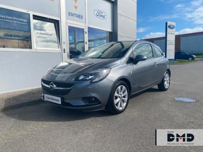 Opel Corsa 1.4 Turbo 100ch Active Start/stop 3p - Visuel #14