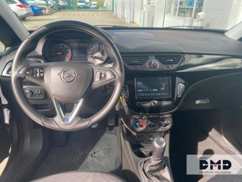 Opel Corsa 1.4 Turbo 100ch Active Start/stop 3p - Visuel #5