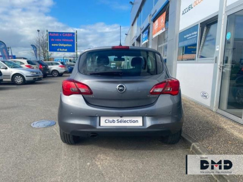 Opel Corsa 1.4 Turbo 100ch Active Start/stop 3p - Visuel #11