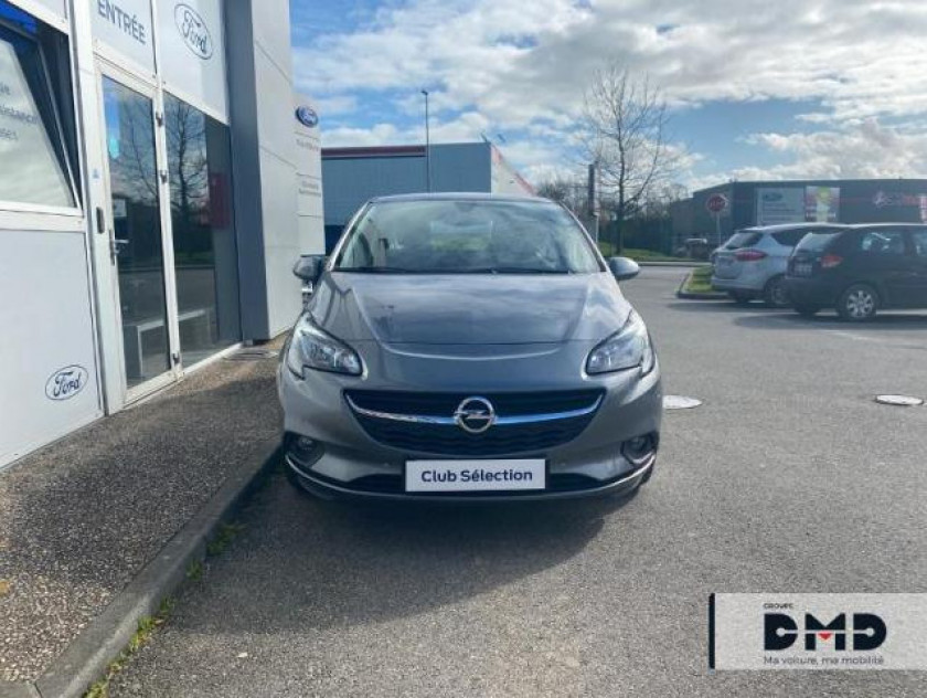 Opel Corsa 1.4 Turbo 100ch Active Start/stop 3p - Visuel #4