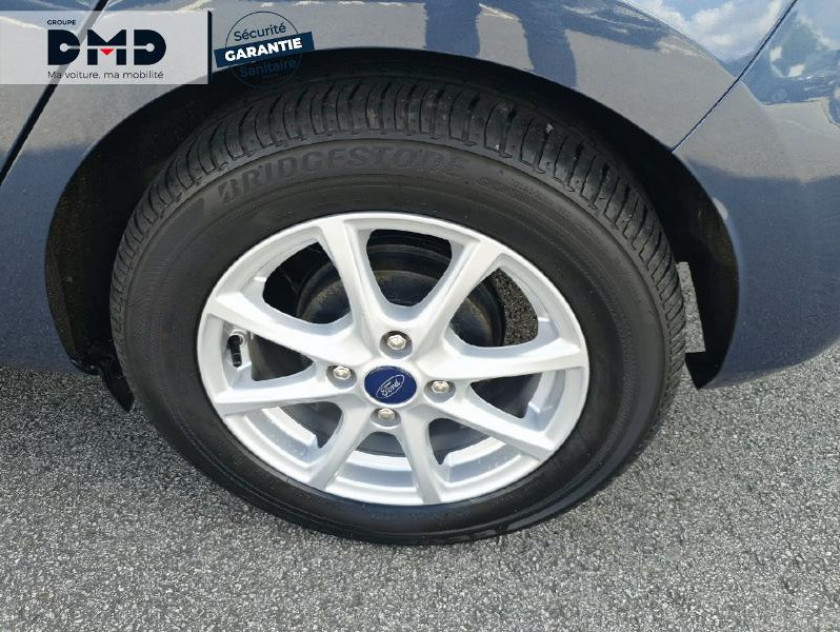Ford Fiesta 1.0 Ecoboost 125ch Mhev Titanium 5p - Visuel #13