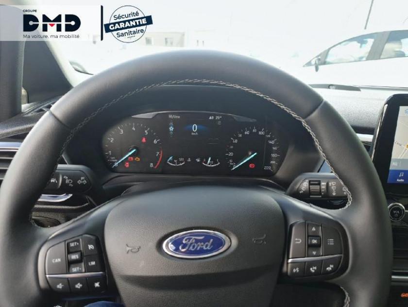 Ford Fiesta 1.0 Ecoboost 125ch Mhev Titanium 5p - Visuel #7