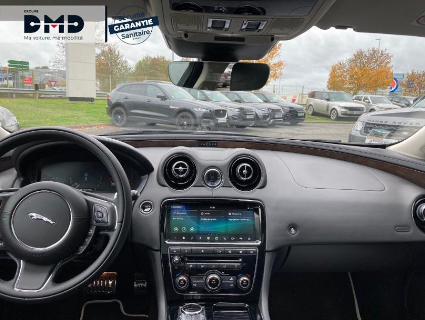 Jaguar Xj 3.0d V6 300ch Xj50 - Visuel #5