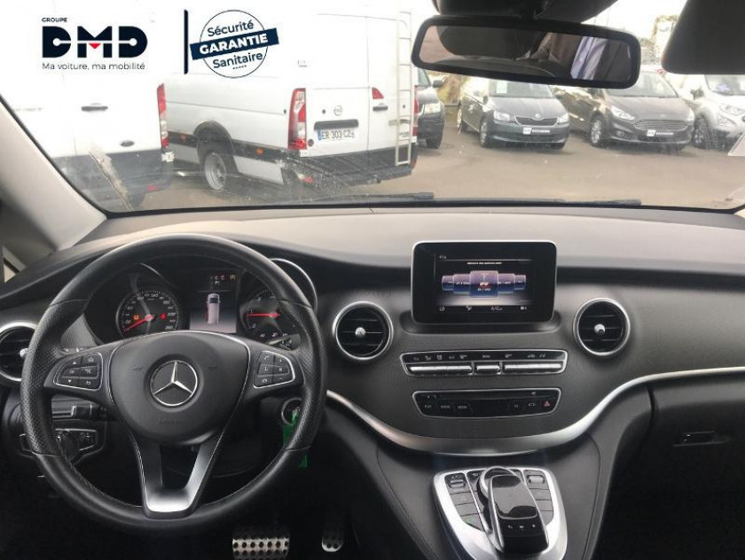 Mercedes-benz Classe V 220 D Extra-long Design 7g-tronic Plus - Visuel #5