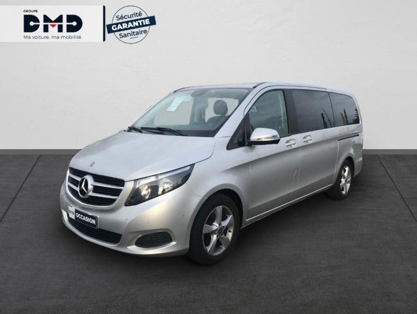Mercedes-benz Classe V 220 D Extra-long Design 7g-tronic Plus - Visuel #1