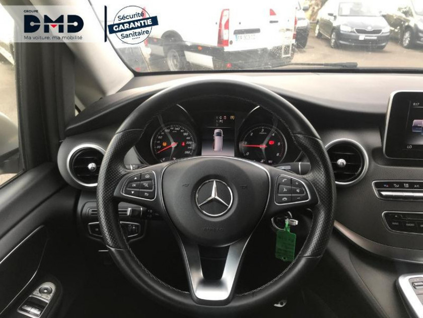 Mercedes-benz Classe V 220 D Extra-long Design 7g-tronic Plus - Visuel #7