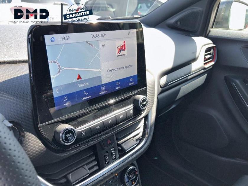 Ford Puma Ford Puma St-line X 1.0 Ecoboost Hybrid 125ch Bvm6 (mhev) - Visuel #6